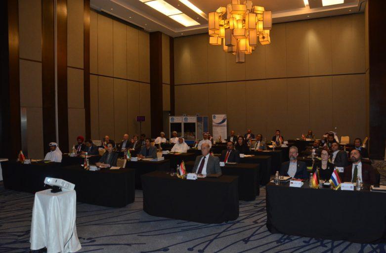 Generalversammlung ITPF im Oman